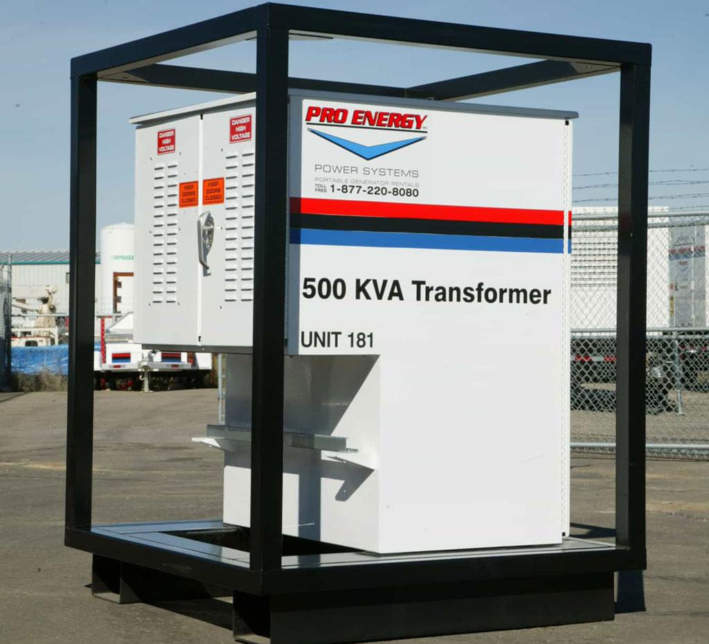 500KVA Transformer (480/600V)