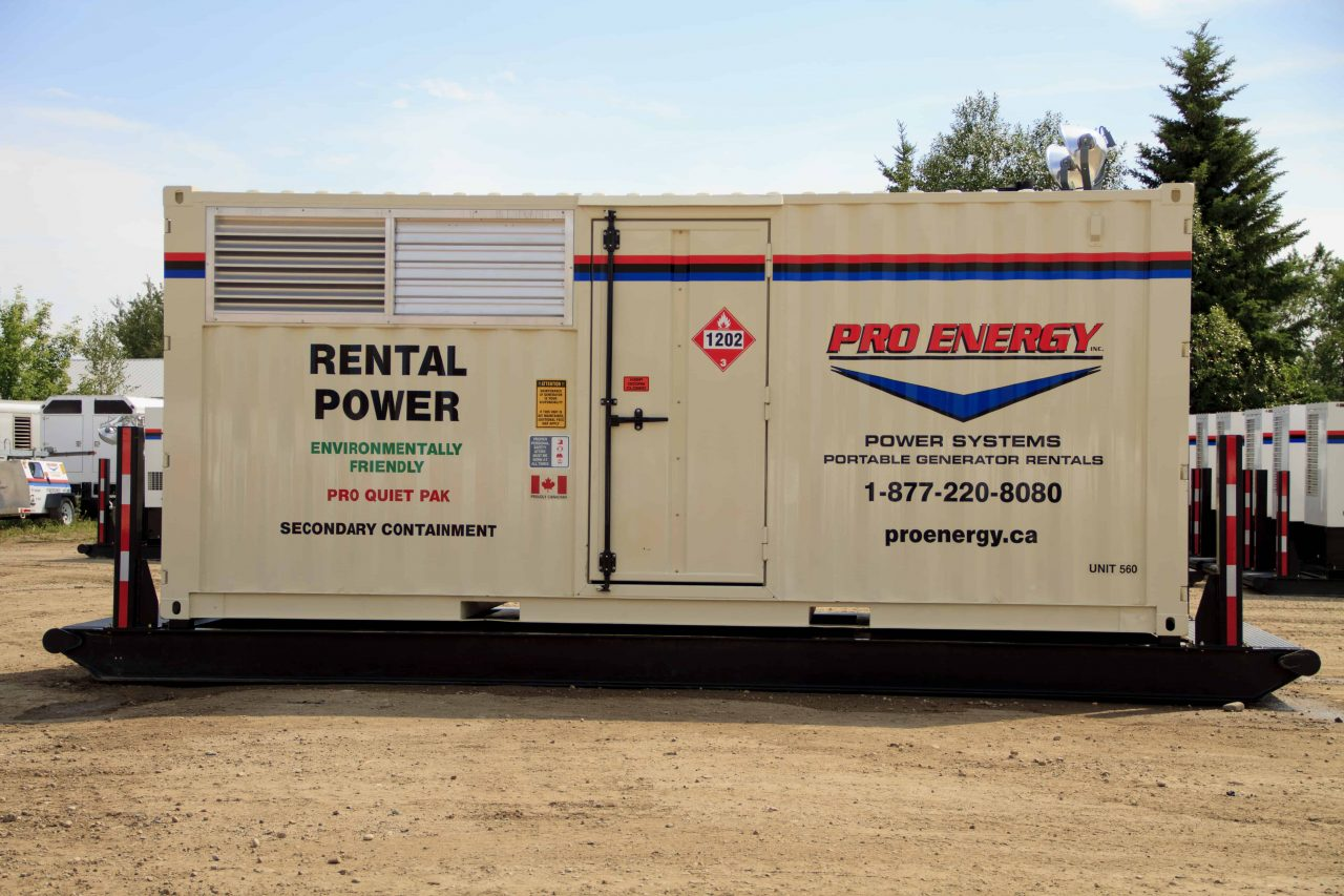 175 - 225 KW Diesel Generator