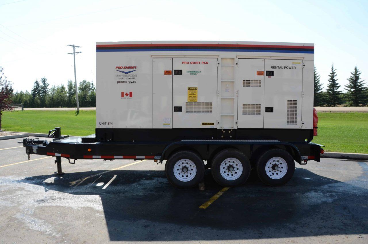 300 - 400 KW Diesel Generator
