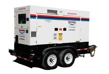 130 - 150Kw Diesel Generator