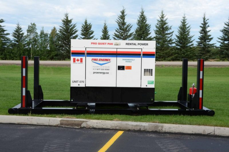 30 - 45 KW Diesel Generator
