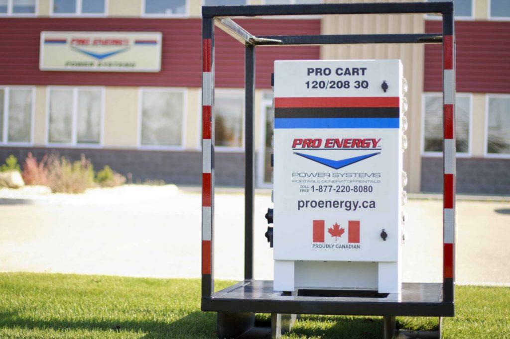 Pro Cart - 225 Amp Power Distribution
