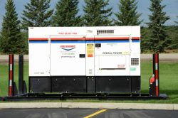 130 - 150 KW Diesel Generator