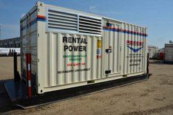 130 - 150 KW Twin Pak Diesel Generator