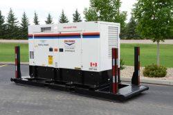 110 - 125 KW Diesel Generator