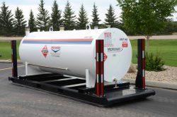 4600L / 1000 Gal Fuel Tank