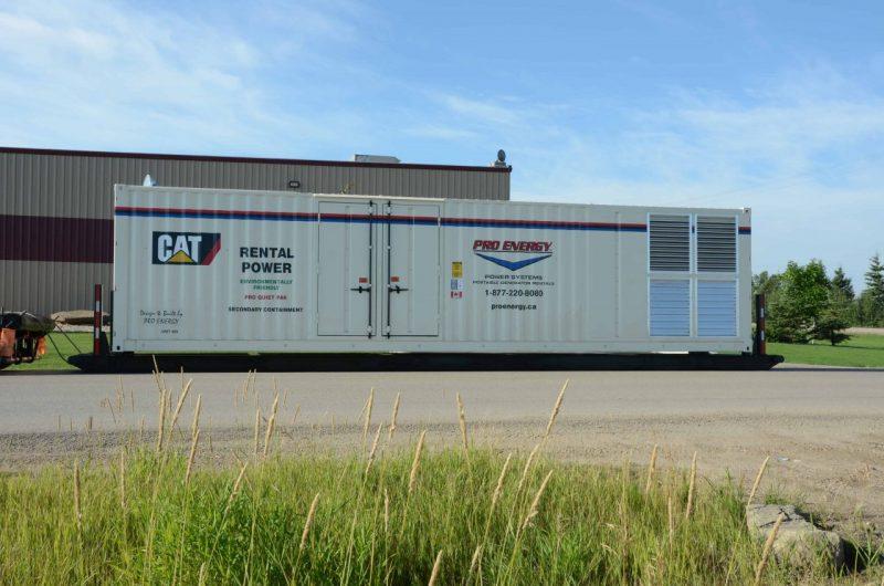 300 - 400 KW Natural Gas / Propane Generator