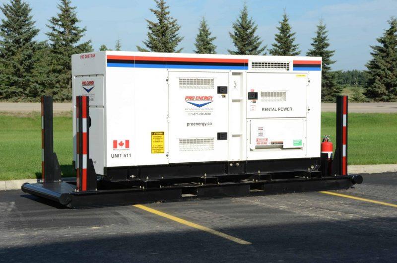 200 - 220 KW Diesel Generator
