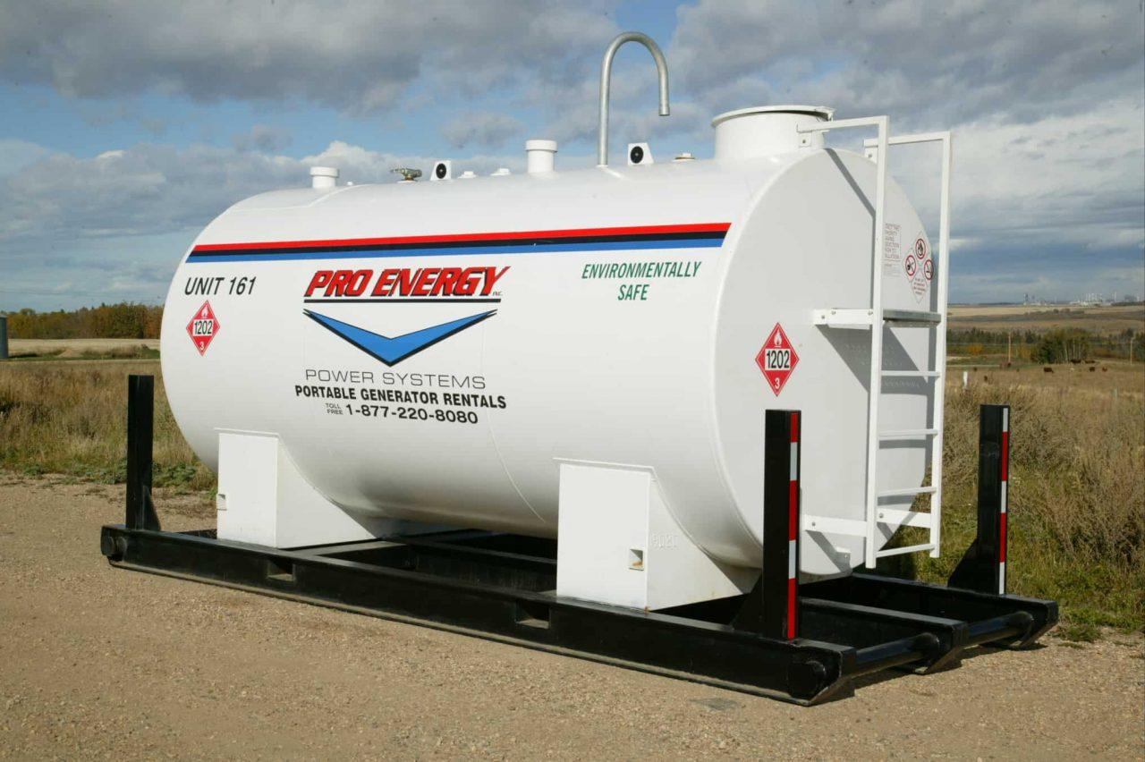 15000L / 3300 Gal Fuel Tank