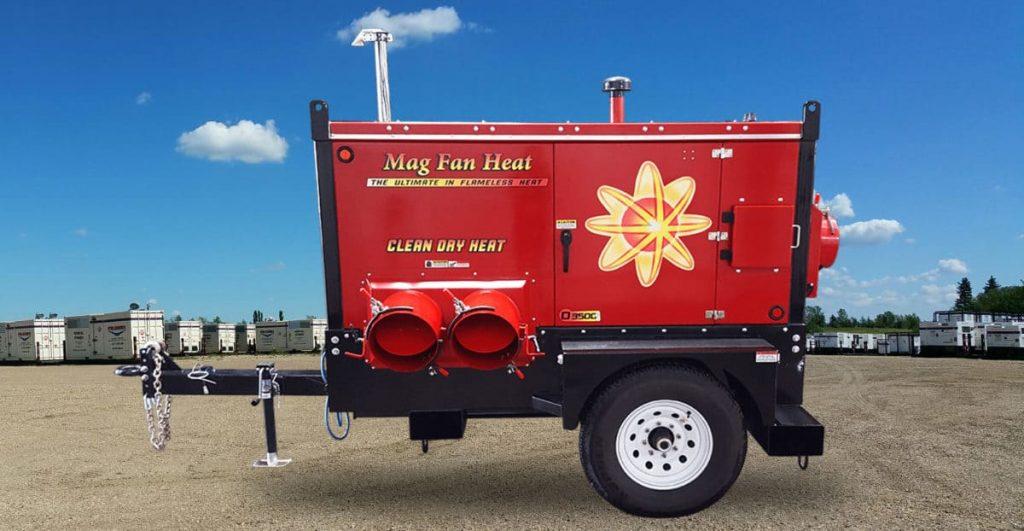D3500 Flameless Air Heater