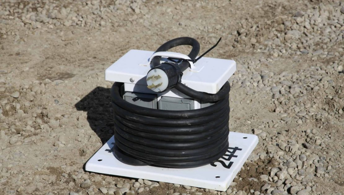 30 Amp Spider Box Power Distribution