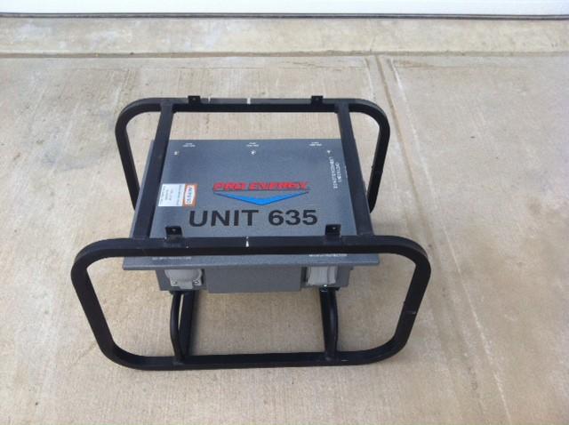 50 Amp Tuff Box Power Distribution